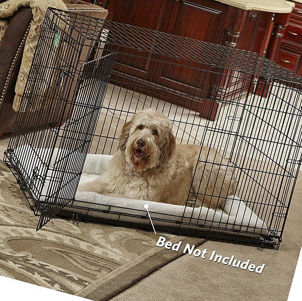 midwest homes for pets dog crate - best large dog crates