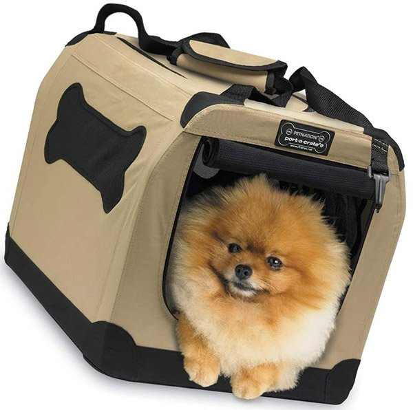 petnation port-a-crate indoor and outdoor home for pets - best indoor dog kennels