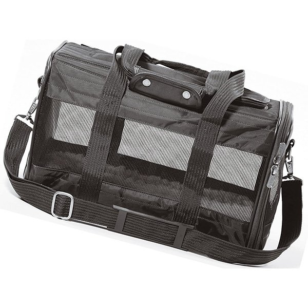 sherpa travel original deluxe airline approved pet carrier - best airline approved dog crate