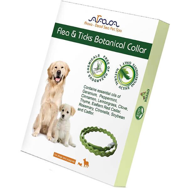 arava flea & tick prevention collar - best flea collar for dogs