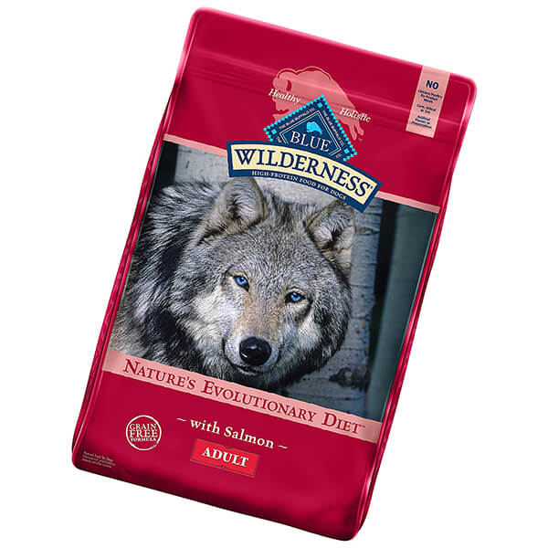 blue buffalo wilderness high protein - best grain free dog food