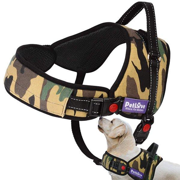petlove dog harness - best no pull dog harness