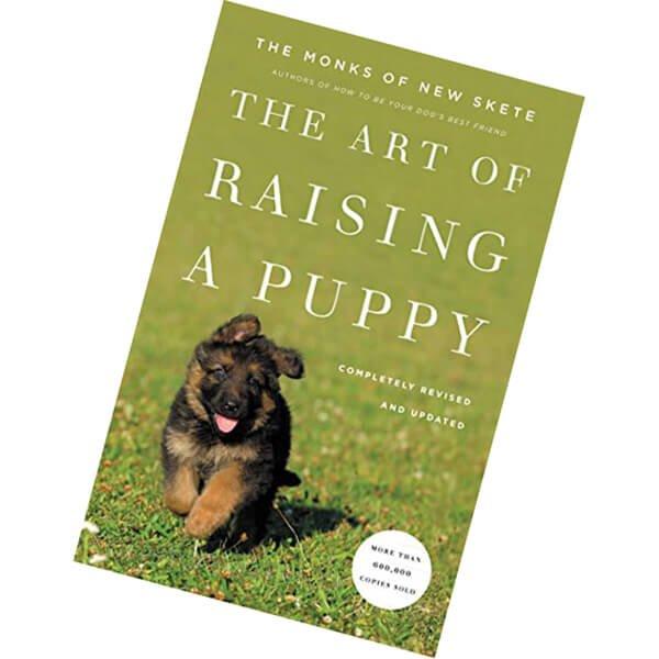the art of raising a puppy - best dog training books