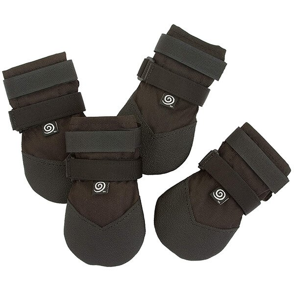 ultra paws light duty water resistant dog boots - best dog boots