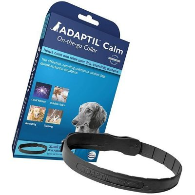 adaptil calm on-the-go-collar for dogs - best calming collar for dogs