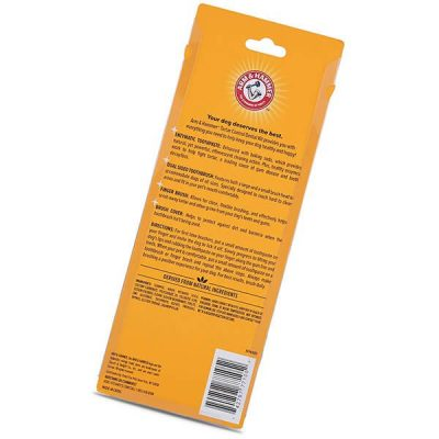 arm & hammer for pets tartar control kit for dogs - best dog toothpaste