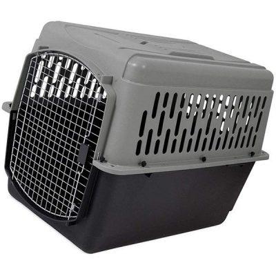 aspen pet porter heavy-duty pet kennel - best heavy duty dog crate