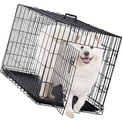 bestpet large dog crate - best large dog crates