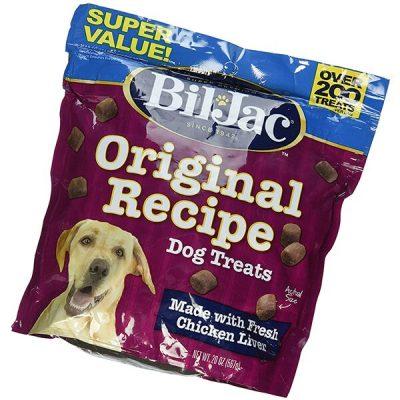 bil jac liver dog treats - best dog training treats