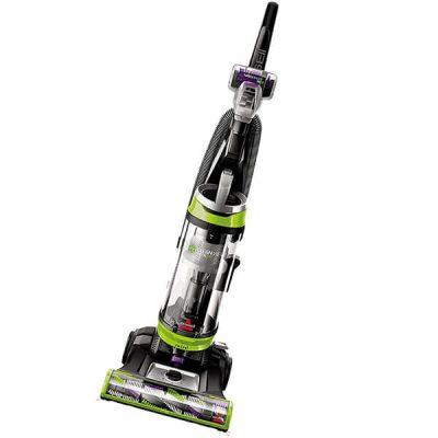 bissell cleanview swivel pet upright bagless vacuum cleaner - best vacuum for pet hair