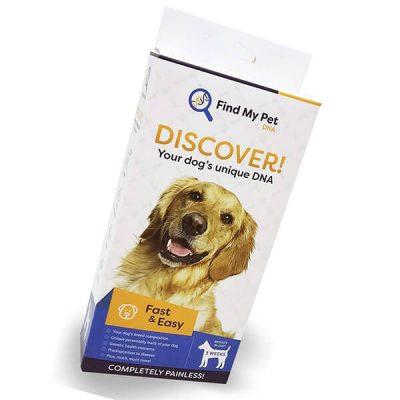 Find My Pet DNA Dog DNA Test - Best Dog DNA Test
