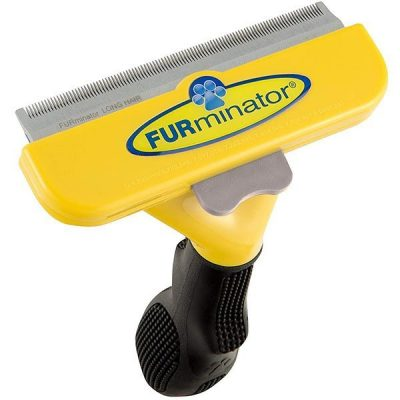 furminator undercoat deshedding tool for dogs - best dog brush