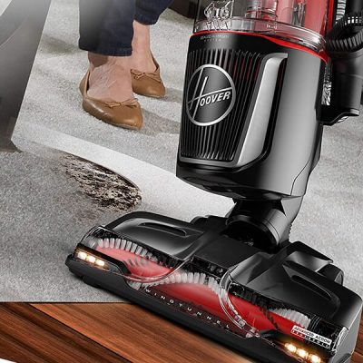 hoover maxlife pro pet swivel hepa media vacuum cleaner - best vacuum for pet hair