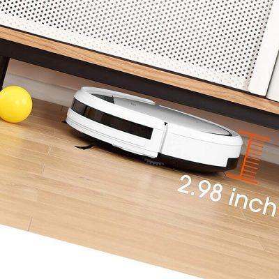 ilife v3s pro robot vacuum cleaner - best robot vacuum for pet hair