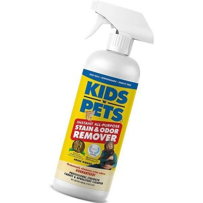 kids 'n' pets – instant all-purpose stain & odor remover - best pet odor remover