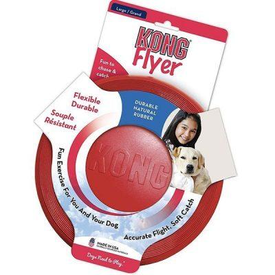 kong - flyer - best dog frisbee