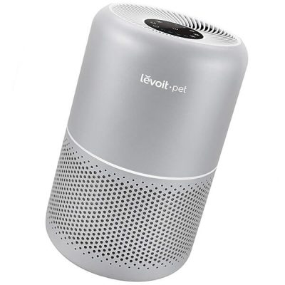 levoit air purifier for home allergies and pets hair - best air purifier for pets