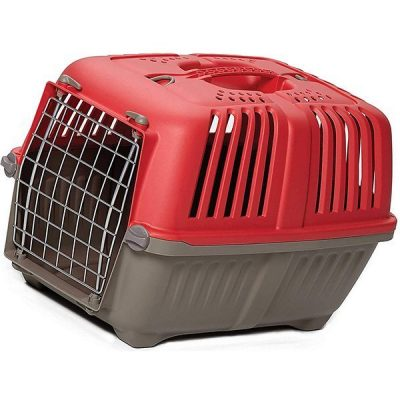 midwest homes for pets spree travel pet carrier - best airline approved dog crate