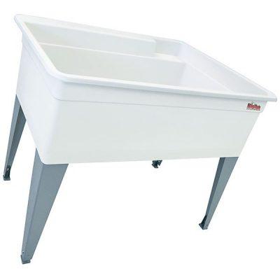 mustee 28f bigtub utilatub laundry tu - best dog bath tub