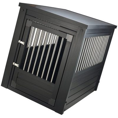 new age pet ecoflex pet crate/end table - best wooden dog crates