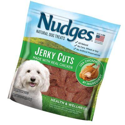 nudges jerky cuts health - best dog treats