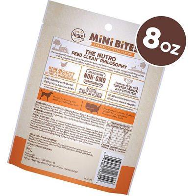 nutro mini bites dog treats - best dog training treats