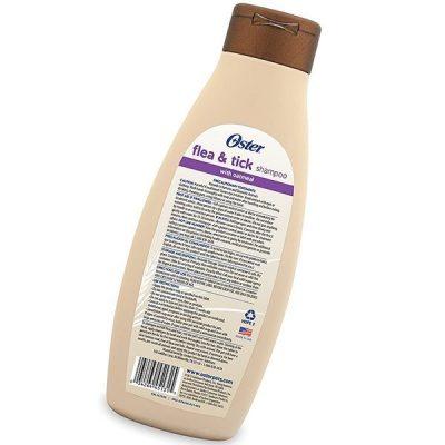 oster flea and tick shampoo with oatmeal - best flea shampoo