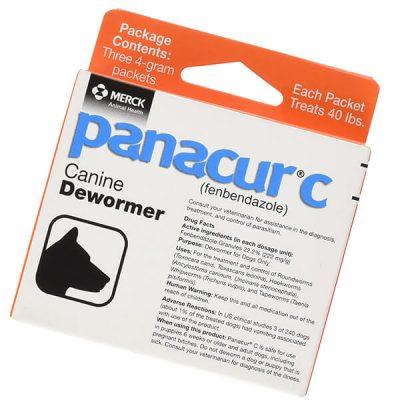 panacur c canine dewormer - best dewormer for dogs