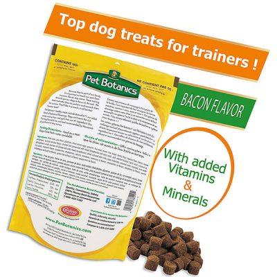 pet botanics training reward - best dog treats