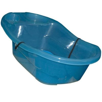 pet gear blue pup-tub - best dog bath tub