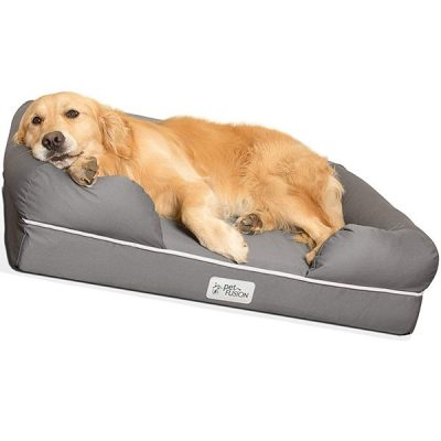 petfusion ultimate dog bed - best waterproof dog beds