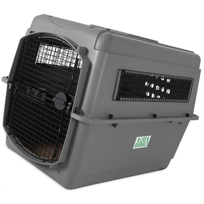 petmate sky kennel pet carrier - best heavy duty dog crate