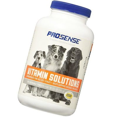 prosense multivitamin for all life stages, 90-count - best dog vitamins