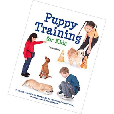 puppy training for kids - best dog training books