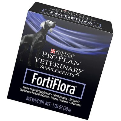 purina fortiflora probiotics for dogs - best probiotic for dogs
