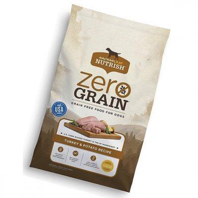 rachael ray nutrish zero grain dry dog food - best low sodium dog food