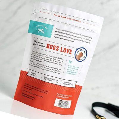 rocco & roxie - jerky dog treats - best dog training treats