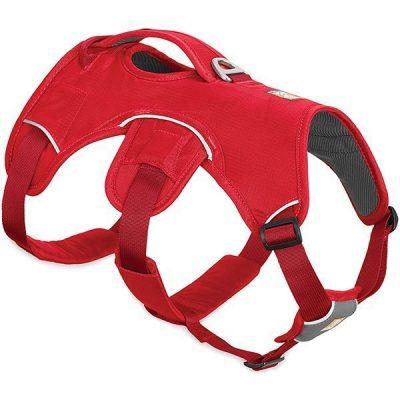 ruffwear - web master, multi-use support dog harness - best escape proof dog harness
