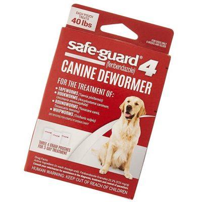 safe-guard canine dewormer - best dewormer for dogs