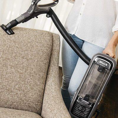 shark apex az1002 with self-cleaning brushroll vacuum - best vacuum for pet hair