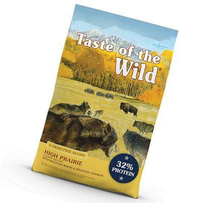 Taste of the Wild Dry Dog Food - Best Grain Free Dog Food