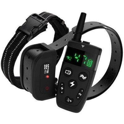 tbi pro dog training collar with remote - best dog training collar