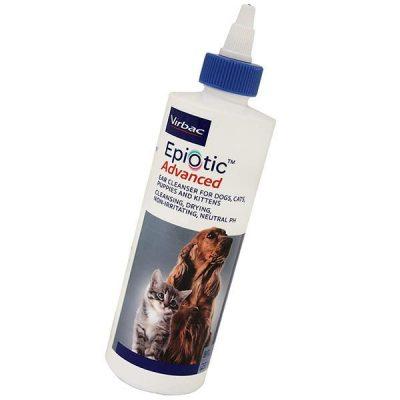 virbac epi-otic advanced ear cleaner - best dog ear cleaners